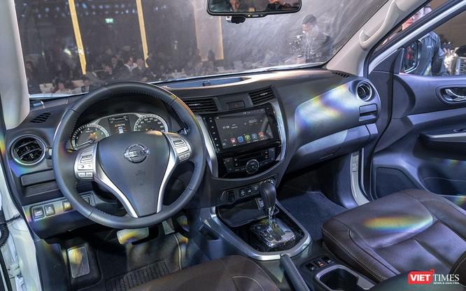 Nissan Terra chính thức gia nhập thị trường Việt: Muộn còn hơn không! ảnh 8