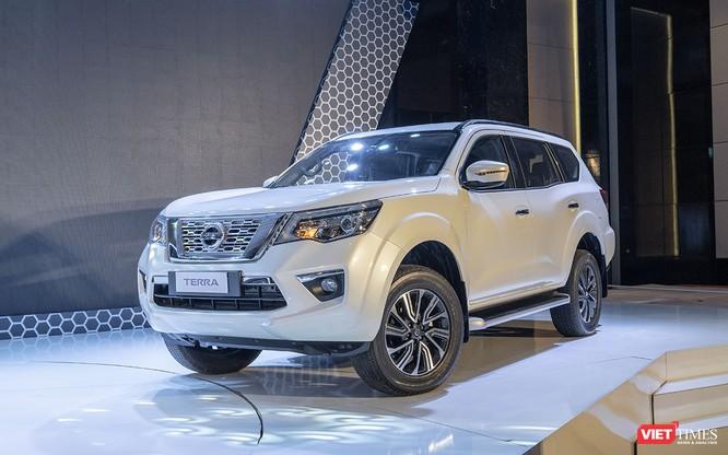 Nissan Terra chính thức gia nhập thị trường Việt: Muộn còn hơn không! ảnh 1