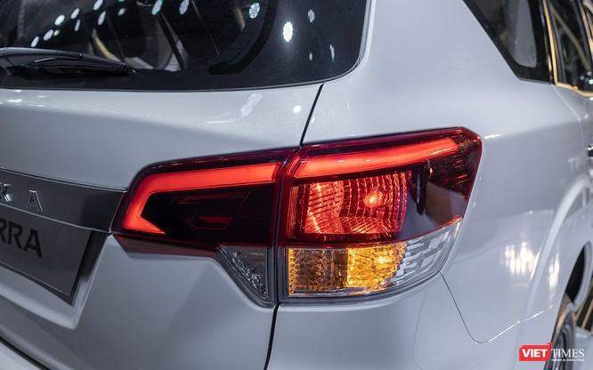 Nissan Terra chính thức gia nhập thị trường Việt: Muộn còn hơn không! ảnh 6