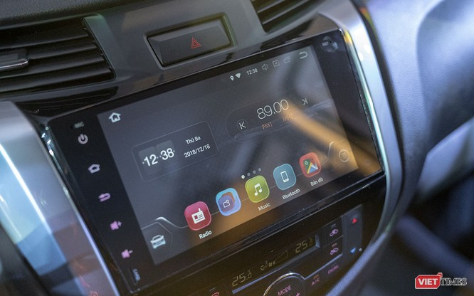 Nissan Terra chính thức gia nhập thị trường Việt: Muộn còn hơn không! ảnh 11