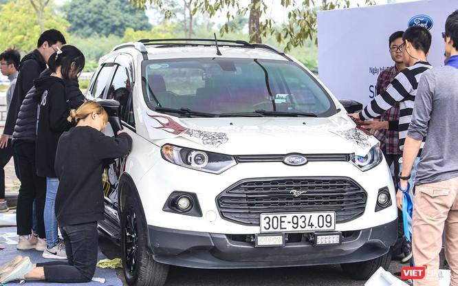 """Khi """"chuyên gia đường phố"""" Ford EcoSport thách thức cả địa hình offroad ảnh 11"""