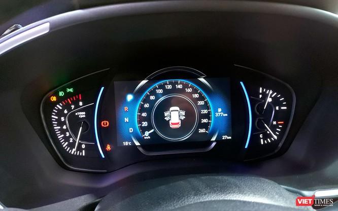 Yết giá 995 triệu đồng, Hyundai Santa Fe 2019 tiêu chuẩn được trang bị những gì? ảnh 7