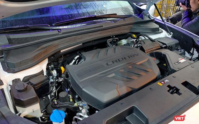Yết giá 995 triệu đồng, Hyundai Santa Fe 2019 tiêu chuẩn được trang bị những gì? ảnh 17