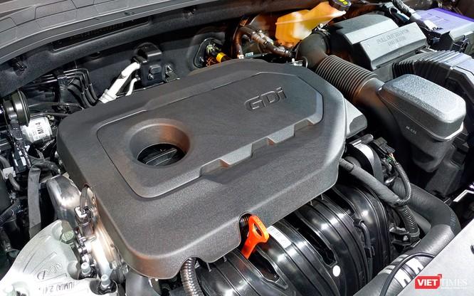 Yết giá 995 triệu đồng, Hyundai Santa Fe 2019 tiêu chuẩn được trang bị những gì? ảnh 18