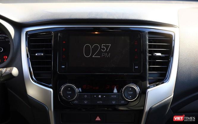 Những trang bị trên Mitsubishi Triton 2019 có xứng tầm với giá bán 818,5 triệu đồng? ảnh 4