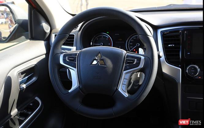Những trang bị trên Mitsubishi Triton 2019 có xứng tầm với giá bán 818,5 triệu đồng? ảnh 5