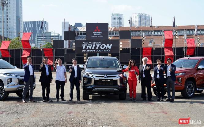 Những trang bị trên Mitsubishi Triton 2019 có xứng tầm với giá bán 818,5 triệu đồng? ảnh 9