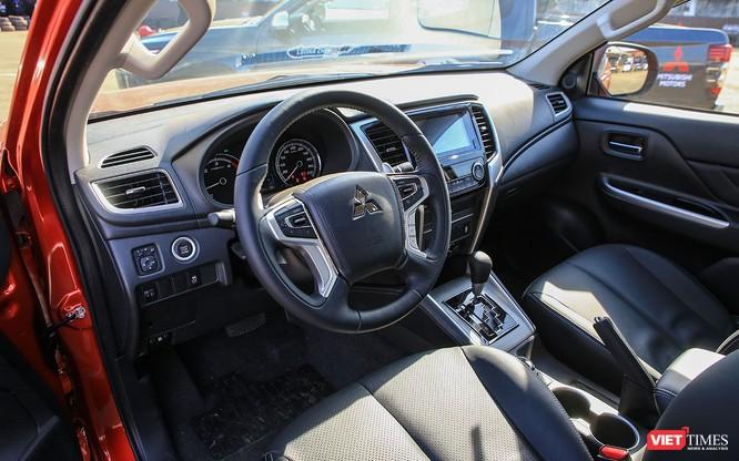 Những trang bị trên Mitsubishi Triton 2019 có xứng tầm với giá bán 818,5 triệu đồng? ảnh 2