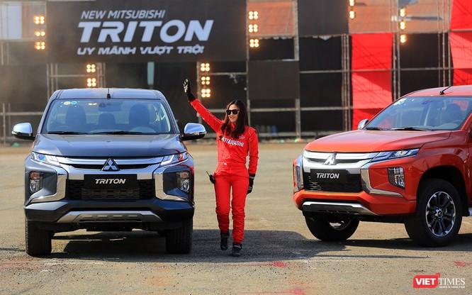 """Đây là lần thứ 2 """"nữ hoàng drift"""" từ Malaysia - Leona Chin tham dự sự kiện của Mitsubishi Việt Nam"""