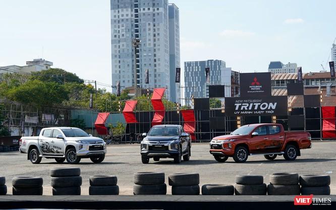 """Có gì hấp dẫn trong buổi """"Trải nghiệm Mitsubishi Triton 2019""""? ảnh 21"""