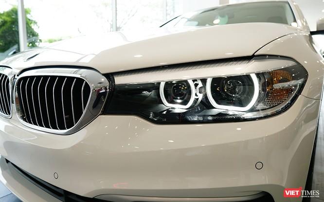 BMW 5-Series chính thức bán tại Việt Nam, giá từ 2,389 tỷ đồng ảnh 2