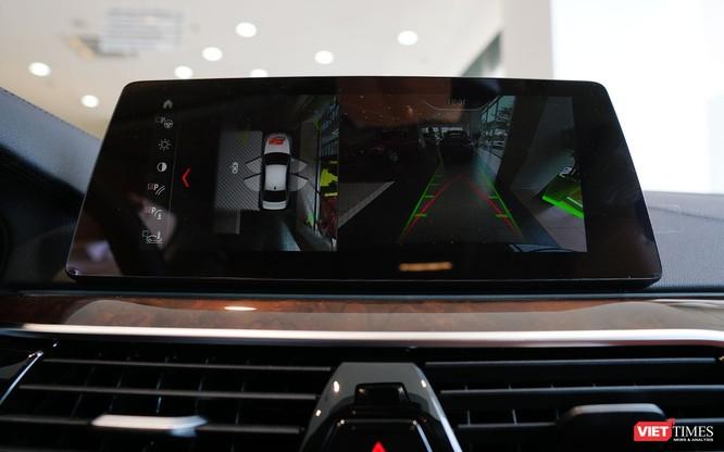 BMW 5-Series chính thức bán tại Việt Nam, giá từ 2,389 tỷ đồng ảnh 14