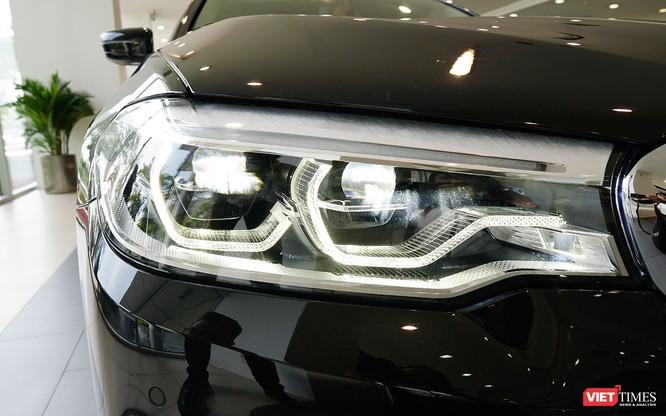 BMW 5-Series chính thức bán tại Việt Nam, giá từ 2,389 tỷ đồng ảnh 3