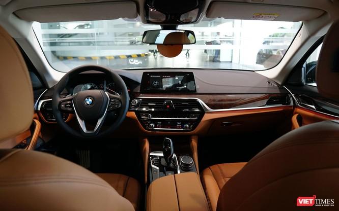 BMW 5-Series chính thức bán tại Việt Nam, giá từ 2,389 tỷ đồng ảnh 6