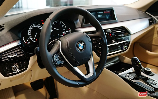 BMW 5-Series chính thức bán tại Việt Nam, giá từ 2,389 tỷ đồng ảnh 7