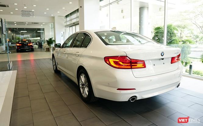 BMW 5-Series chính thức bán tại Việt Nam, giá từ 2,389 tỷ đồng ảnh 5