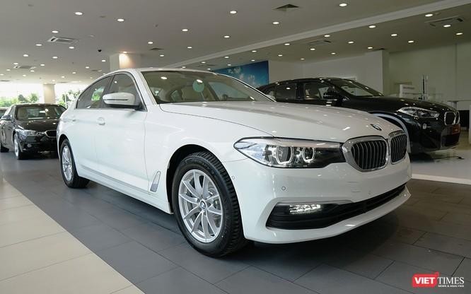 BMW 5-Series chính thức bán tại Việt Nam, giá từ 2,389 tỷ đồng ảnh 1