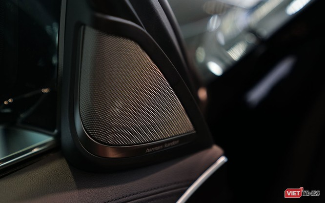 BMW 5-Series chính thức bán tại Việt Nam, giá từ 2,389 tỷ đồng ảnh 8