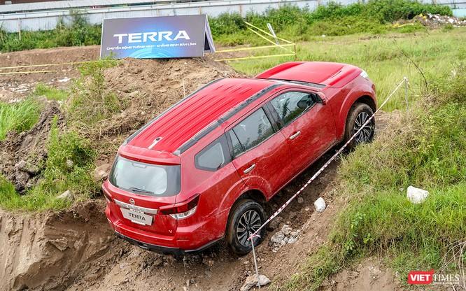 Cơ hội cho khách hàng tại Hà Nội trải nghiệm Nissan Terra trên mọi địa hình ảnh 22