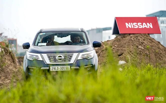 Cơ hội cho khách hàng tại Hà Nội trải nghiệm Nissan Terra trên mọi địa hình ảnh 23