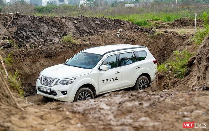 Cơ hội cho khách hàng tại Hà Nội trải nghiệm Nissan Terra trên mọi địa hình ảnh 24