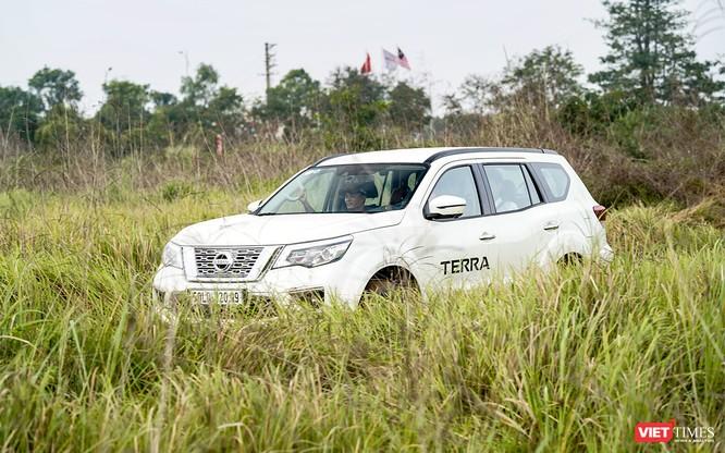 Cơ hội cho khách hàng tại Hà Nội trải nghiệm Nissan Terra trên mọi địa hình ảnh 25