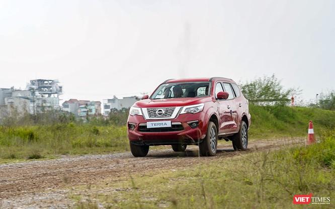 Cơ hội cho khách hàng tại Hà Nội trải nghiệm Nissan Terra trên mọi địa hình ảnh 27