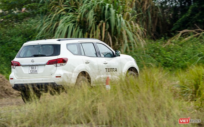 Cơ hội cho khách hàng tại Hà Nội trải nghiệm Nissan Terra trên mọi địa hình ảnh 29