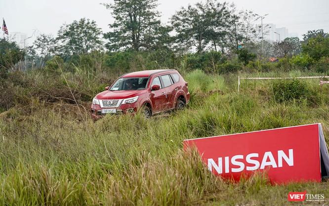 Cơ hội cho khách hàng tại Hà Nội trải nghiệm Nissan Terra trên mọi địa hình ảnh 31