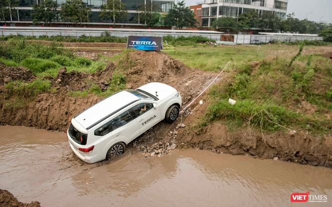 Cơ hội cho khách hàng tại Hà Nội trải nghiệm Nissan Terra trên mọi địa hình ảnh 11