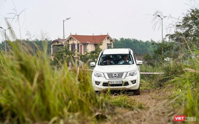 Cơ hội cho khách hàng tại Hà Nội trải nghiệm Nissan Terra trên mọi địa hình ảnh 35