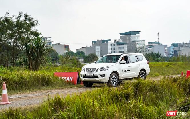 Cơ hội cho khách hàng tại Hà Nội trải nghiệm Nissan Terra trên mọi địa hình ảnh 36