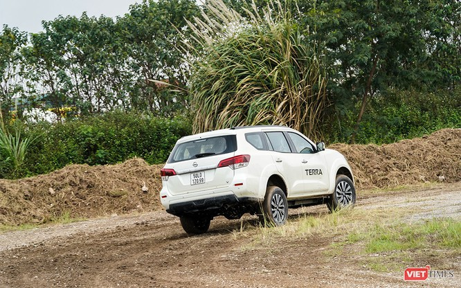 Cơ hội cho khách hàng tại Hà Nội trải nghiệm Nissan Terra trên mọi địa hình ảnh 16