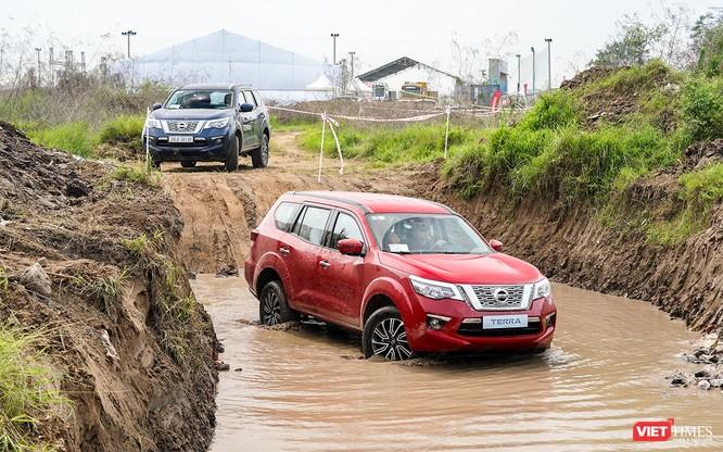 Cơ hội cho khách hàng tại Hà Nội trải nghiệm Nissan Terra trên mọi địa hình ảnh 10