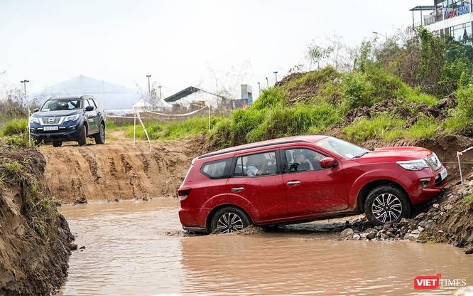 Cơ hội cho khách hàng tại Hà Nội trải nghiệm Nissan Terra trên mọi địa hình ảnh 39