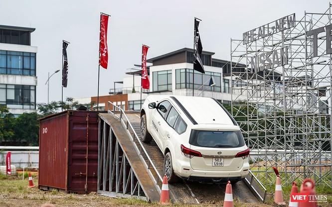Cơ hội cho khách hàng tại Hà Nội trải nghiệm Nissan Terra trên mọi địa hình ảnh 7