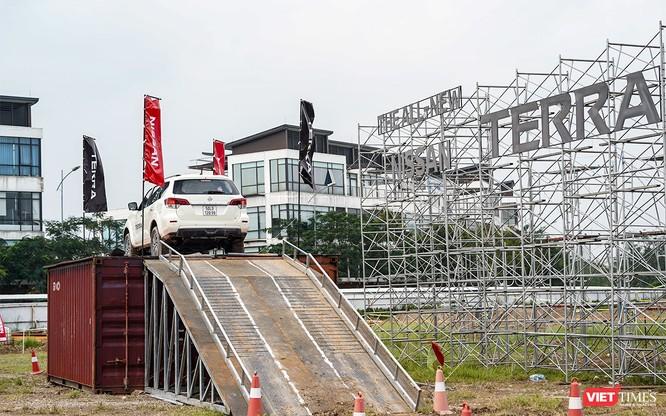 Cơ hội cho khách hàng tại Hà Nội trải nghiệm Nissan Terra trên mọi địa hình ảnh 44