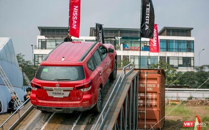 Cơ hội cho khách hàng tại Hà Nội trải nghiệm Nissan Terra trên mọi địa hình ảnh 8