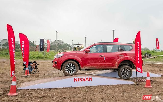 Cơ hội cho khách hàng tại Hà Nội trải nghiệm Nissan Terra trên mọi địa hình ảnh 5