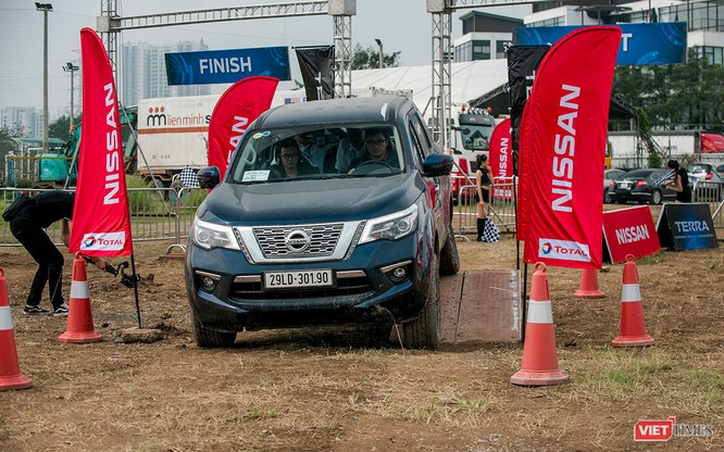 Cơ hội cho khách hàng tại Hà Nội trải nghiệm Nissan Terra trên mọi địa hình ảnh 6