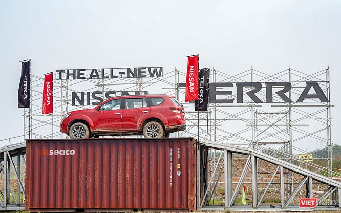 Cơ hội cho khách hàng tại Hà Nội trải nghiệm Nissan Terra trên mọi địa hình ảnh 17