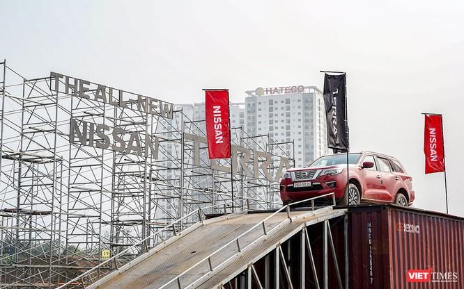 Cơ hội cho khách hàng tại Hà Nội trải nghiệm Nissan Terra trên mọi địa hình ảnh 1