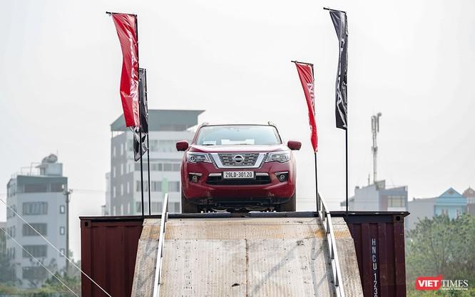 Cơ hội cho khách hàng tại Hà Nội trải nghiệm Nissan Terra trên mọi địa hình ảnh 18