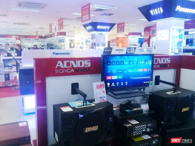 30% khách mua tivi tại siêu thị điện máy là qua mạng ảnh 1