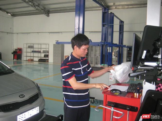 KS Lê Văn Tạch rời hãng Toyota, mở garage sửa chữa ô tô ảnh 1