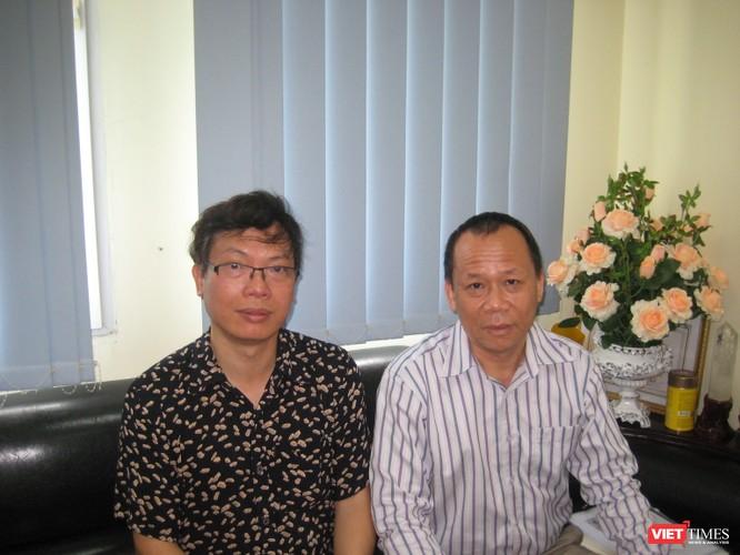 GS TS Nguyễn Văn Hiệp: Sự hợp tác giữa ngôn ngữ học và tin học là vì tương lai đất nước trong thời đại 4.0 ảnh 1