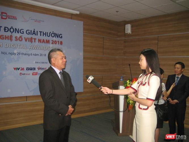 Giải thưởng Công nghệ Số Việt Nam lần đầu tiên được tổ chức ảnh 1