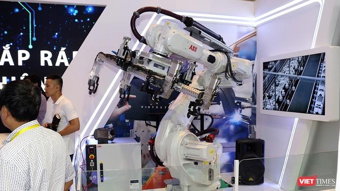 Một nền sản xuất thông minh cần có những giải pháp gì? ảnh 1