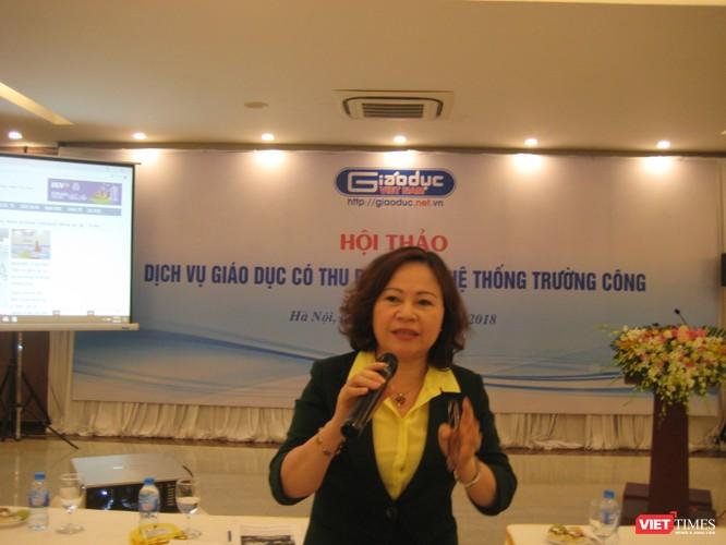 Hội thảo về liên kết đào tạo song bằng trong hệ thống trường công lập ảnh 2
