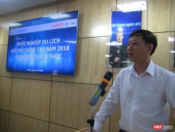 """Giám đốc Songhan Incubator: """"Ai có ước mơ trở thành doanh nhân thì hãy mạnh dạn dấn thân vào con đường khởi nghiệp"""" ảnh 1"""